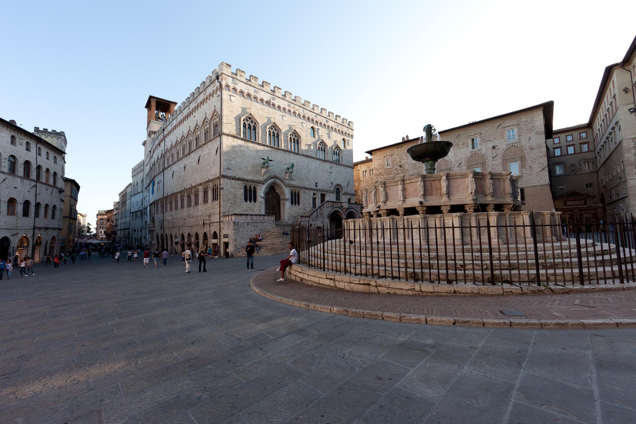Palazzo dei Priori - Articity