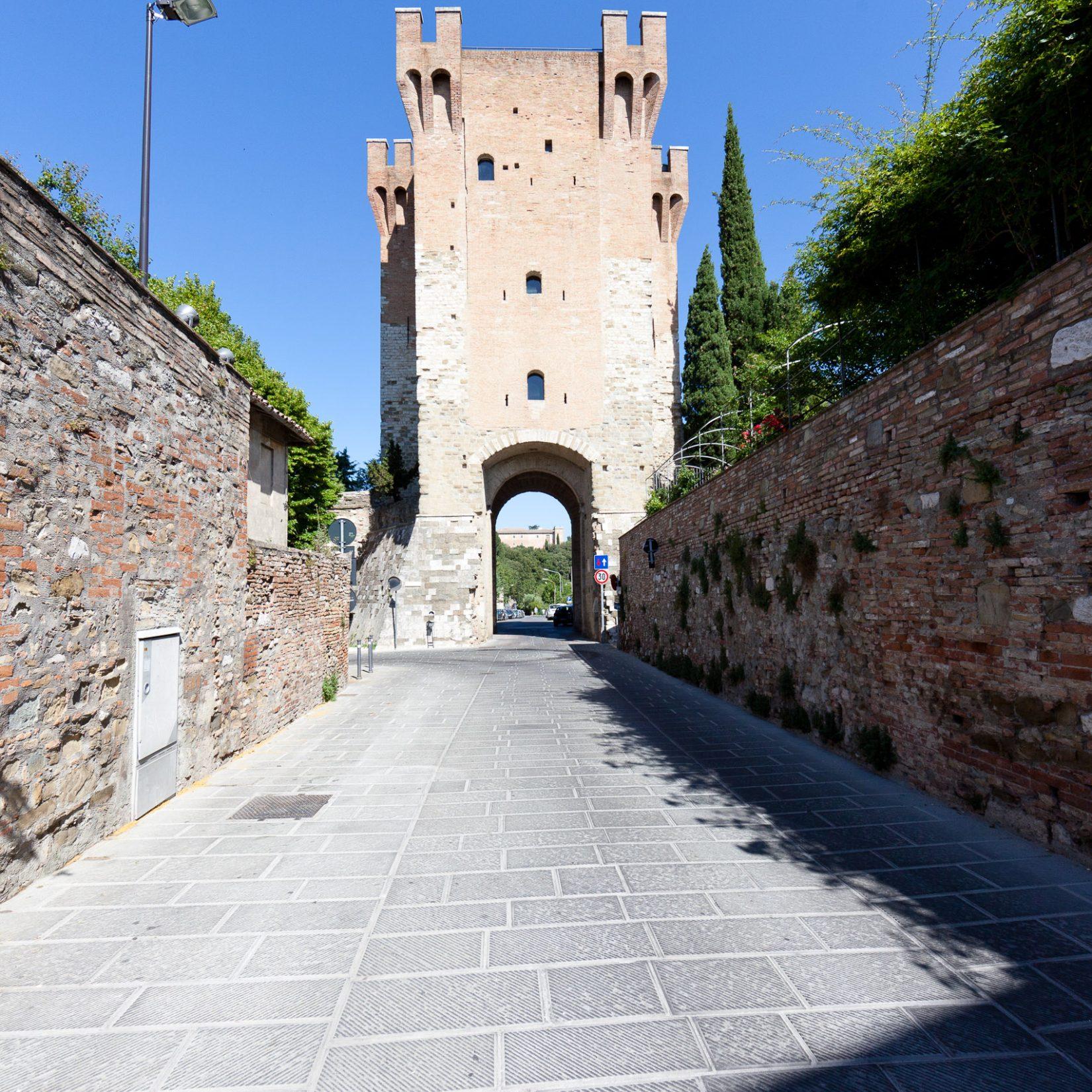 Tempio di Sant'Angelo - Perugia, Umbria - Articity
