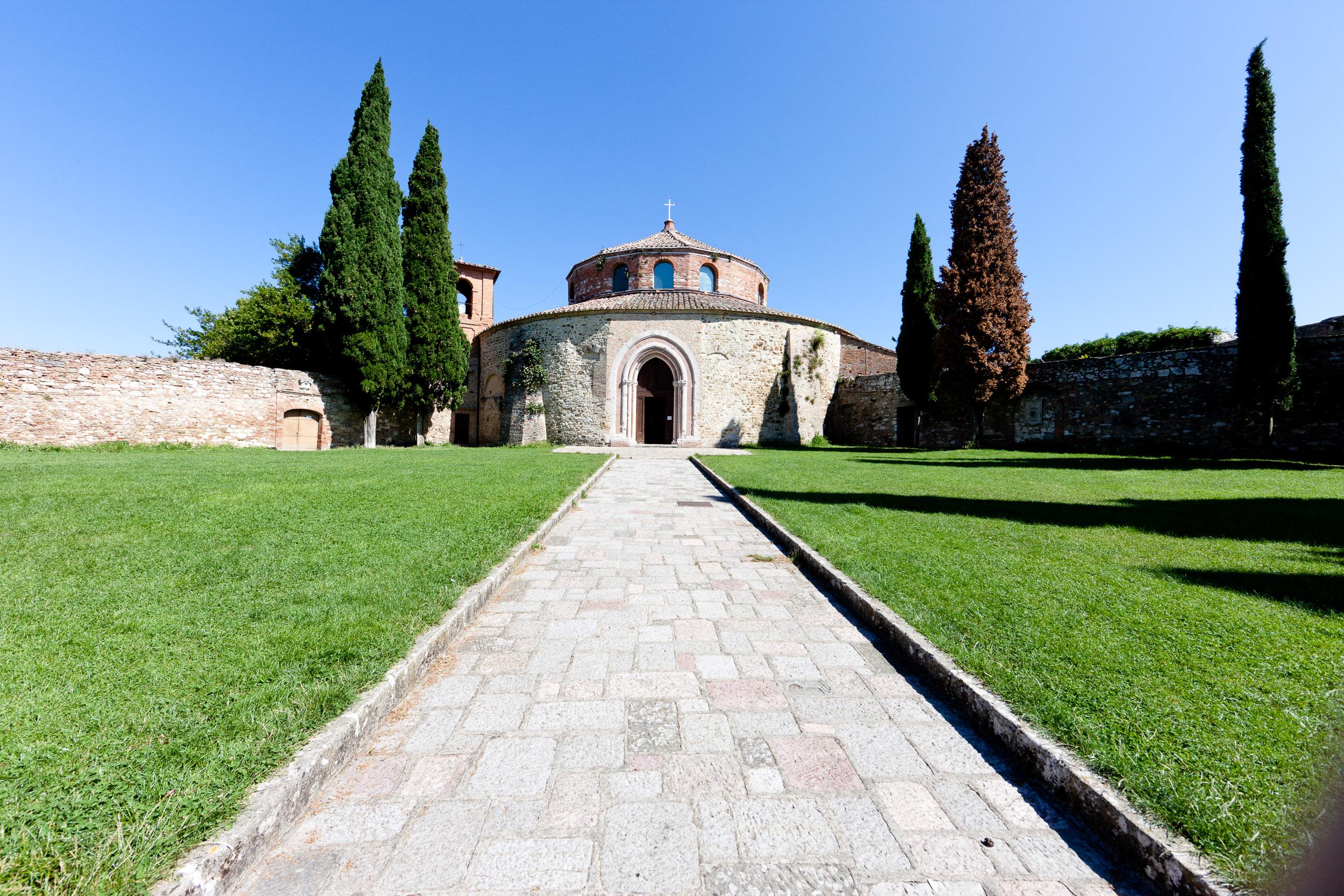 Tempio di Sant'Angelo - Articity