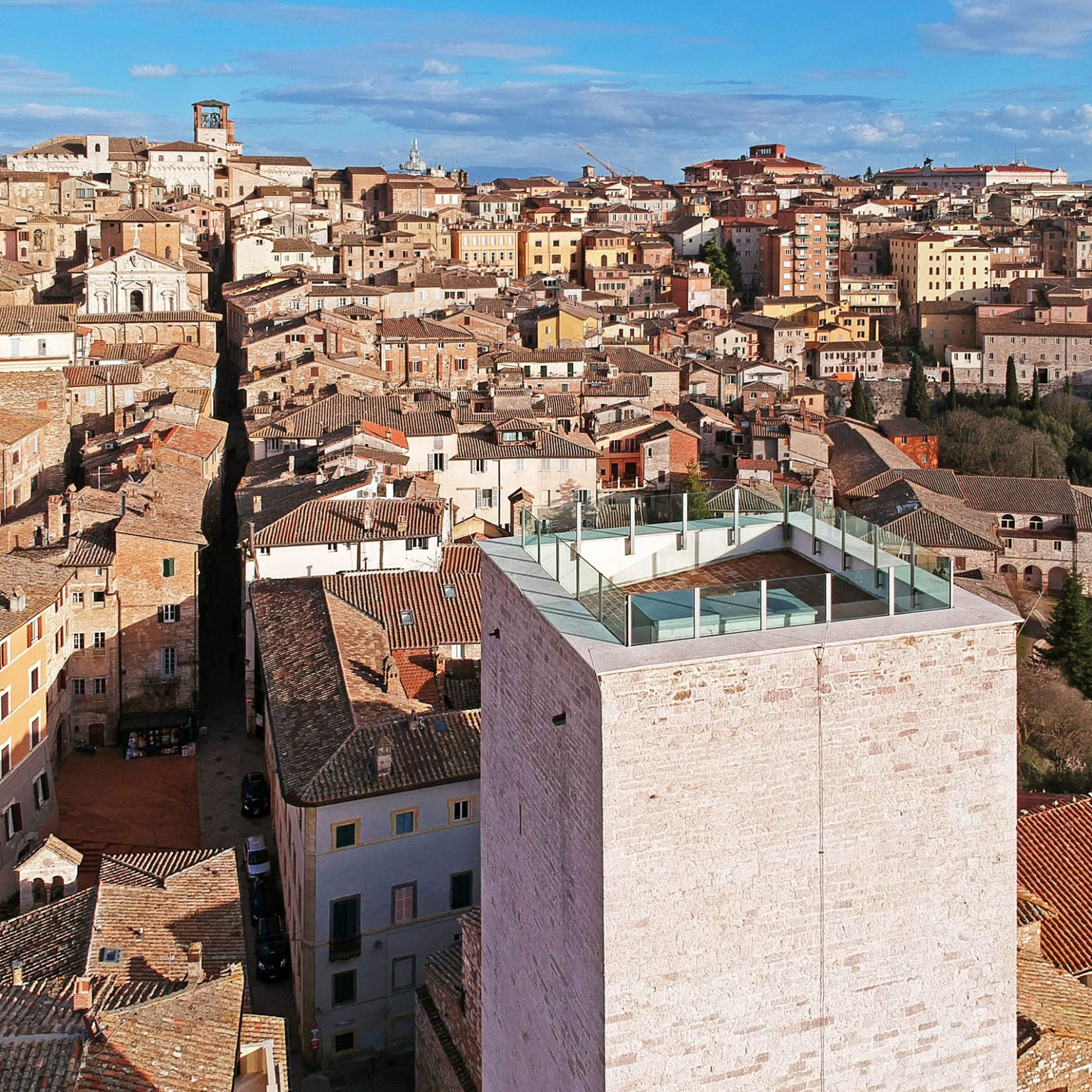 Torre degli Sciri - Perugia, Umbria - Articity